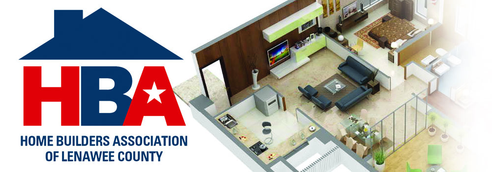 Home Builders Association of Lenawee County Logo